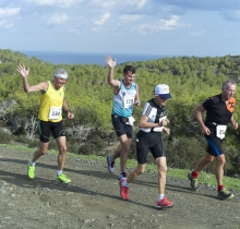 Cyprus Challenge 2014_Half Marathon