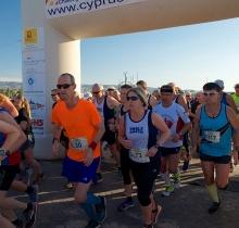 Cyprus International 4 Day Challenge 2017, 10km Paphos 2017